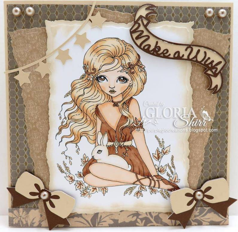 Featured Card at Love To Scrap Blog Challenge