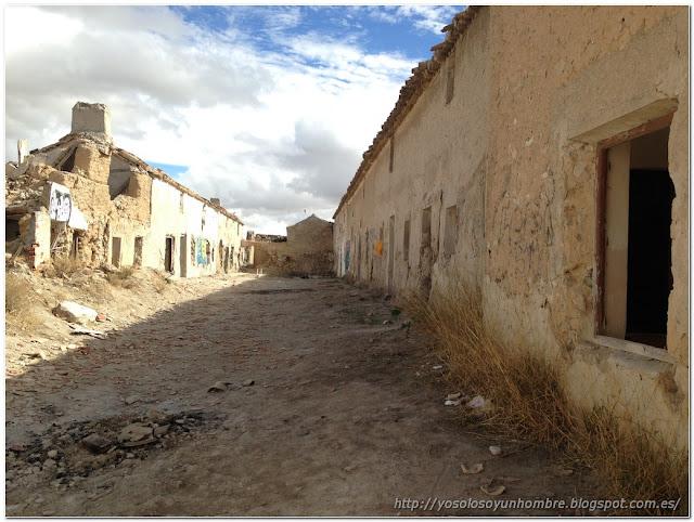 poblado abandonado de Oreja
