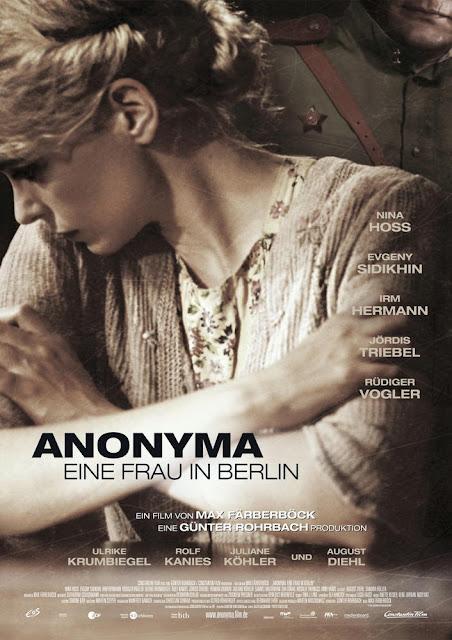 Eine Frau in Berlin Anonyma