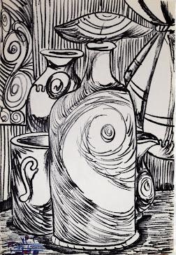 Exposición de jarras 12-9-91