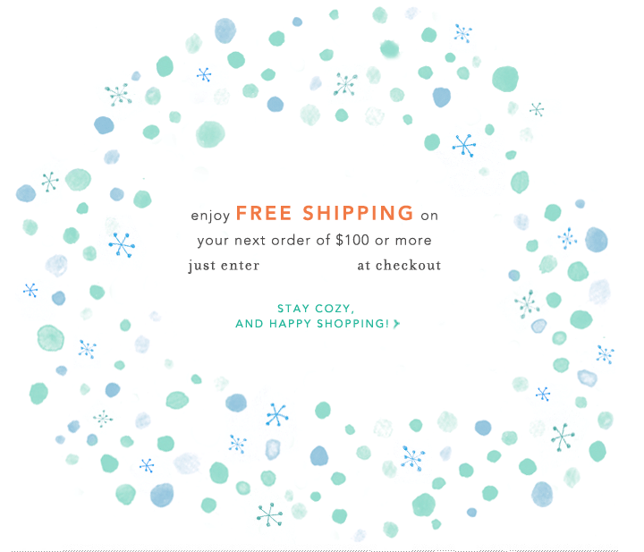 Anthropologie offers a specific sales section along with seasonal sales. Be sure to check out Giving Assistant for Anthropologie promo codes to save more money on their beautiful clothes. You might even find Anthropologie coupons for free shipping offers.