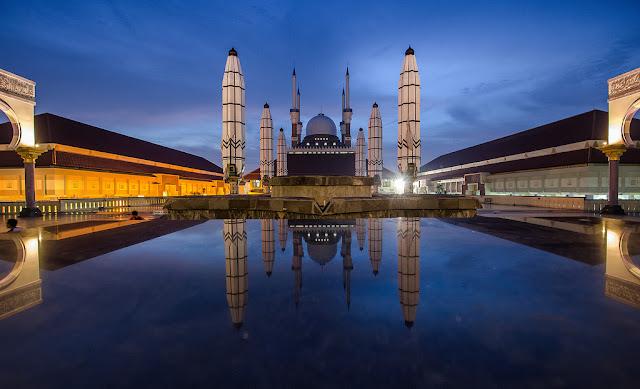 Tempat Wisata Alam Daerah Jawa Tengah