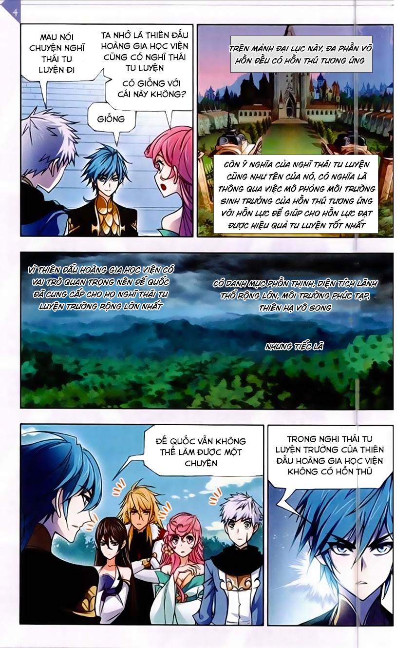 Đấu La Đại Lục Chap 219 Upload bởi Truyentranhmoi.net