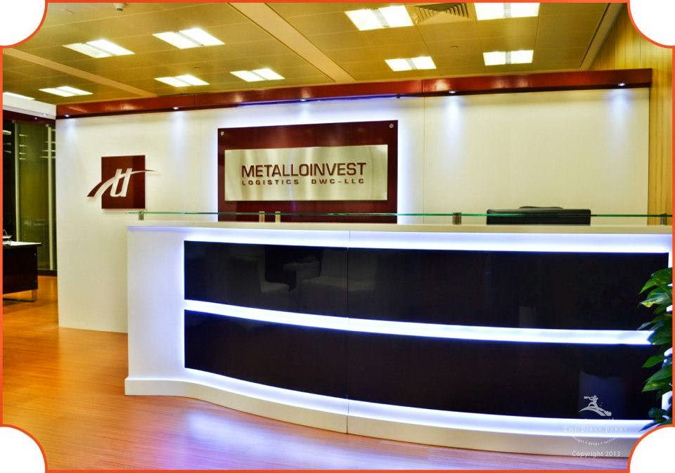 metalloinvest logistics dwc-llc