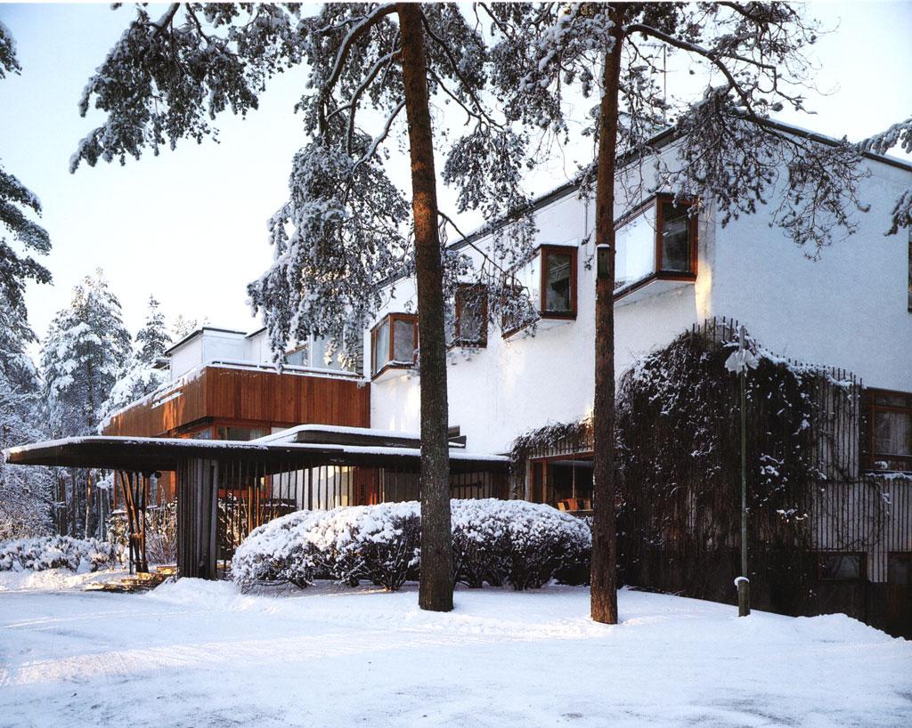 Mcompany style casas modernas donde no me importar a vivir una temporada modern houses where - Villa mairea alvar aalto ...