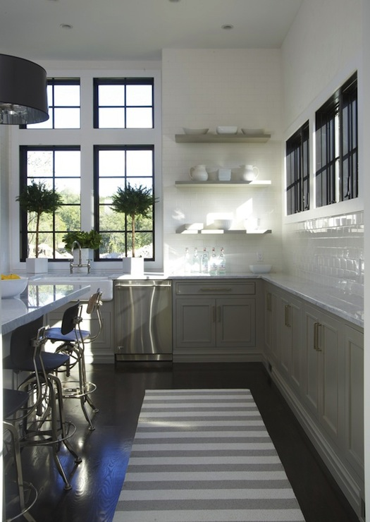 Beautiful Grey Kitchen T A N Y E S H A
