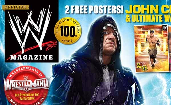 News » After 31 Years In Publication, WWE Magazine is Closing Up Shop!