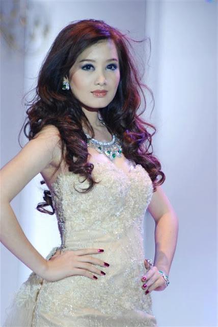 BLOG VIDEO YOUTUBE: Myanmar Model Images: Myanmar hot ...