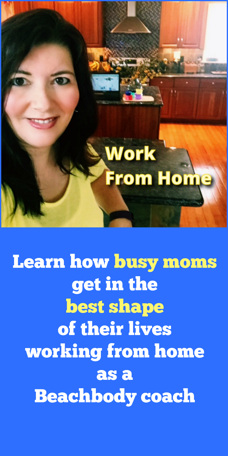 Want to be a work at home mom?
