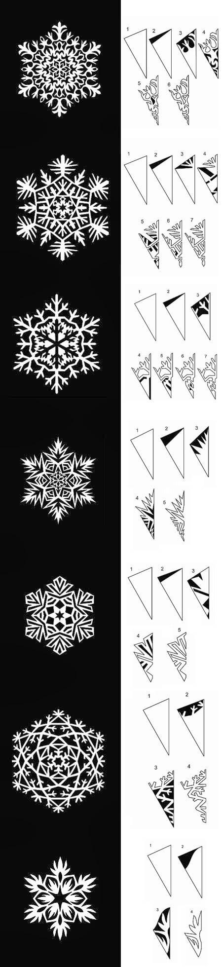 brainstorm snowflakes