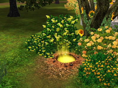 sims 3 ambitions drill hole wonderland