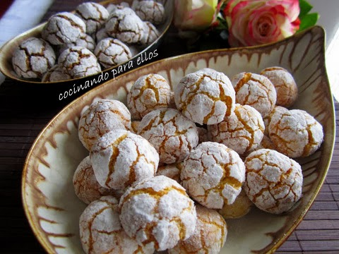 Cocinando para ellos galletas arabes - Cocinando para ellos ...