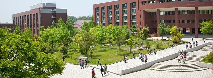 Khuôn viên Trường đại học Kanazawa Nhật Bản