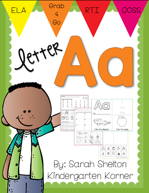 https://www.teacherspayteachers.com/Product/Letter-Aa-Practice-RTI-366382