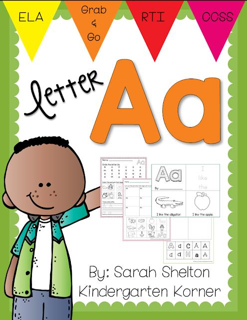 https://www.teacherspayteachers.com/Product/Letter-Aa-Practice-RTI-366382