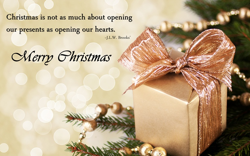 Merry Xmas Greeting Picture