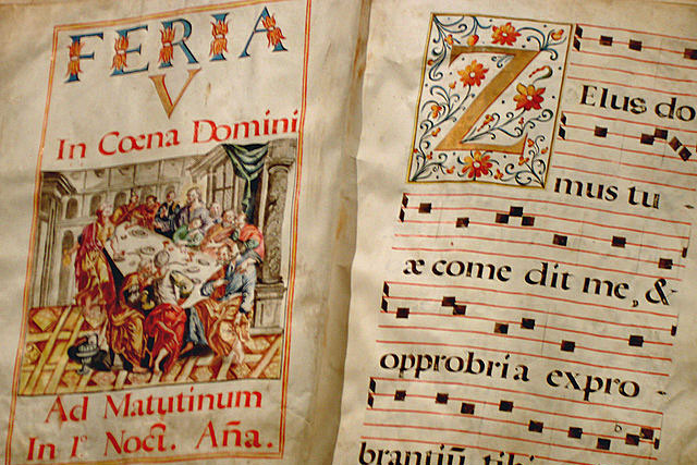 Gregorian Chants & Mysteries