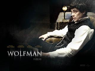 the wolfman benicio del toro