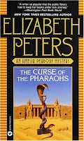 Cover of The Curse of the Pharaohs by Elizabeth Peters