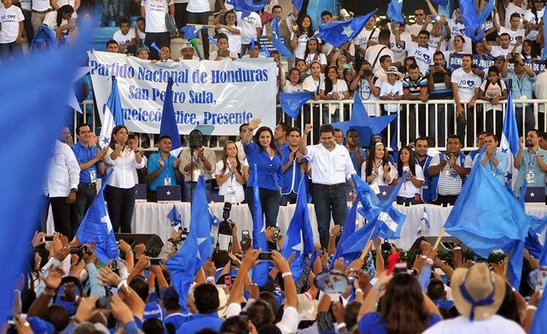 Convencion Partido Nacional de Honduras,