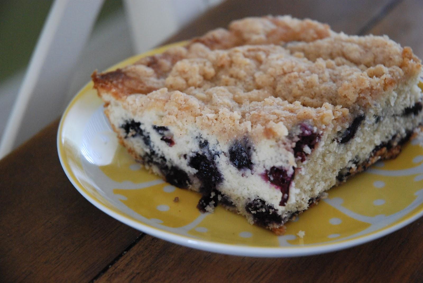 Pioneer woman crumb cake recipe