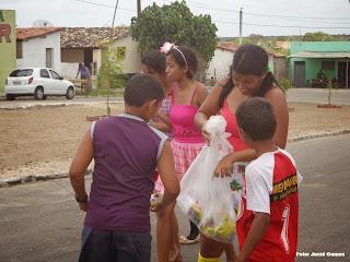 Vereadora Juliana comemora dia das crianças