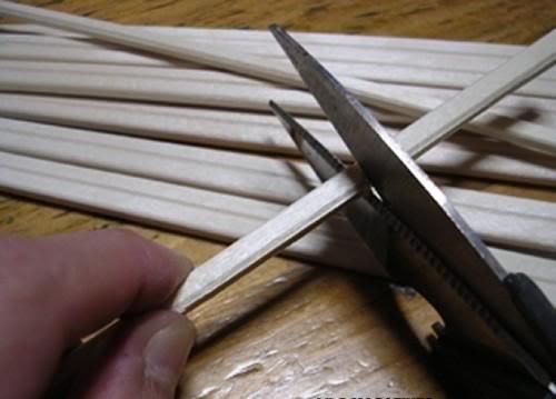 Bahaya - Cara Untuk Menghasilkan Chop Stick Goreng