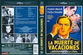 La muerte de vacaciones 1934 - Carátula