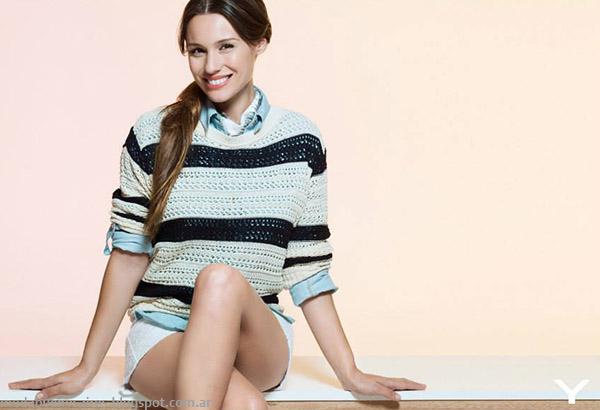 Sweaters primavera verano 2015 Yagmour.