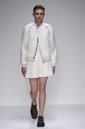 xander zhou spring summer 13 menswear london collections men