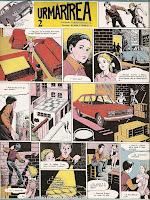 bd benzi desenate revista cutezatorii urmarirea albin stanescu tudor negoita desene comics romania