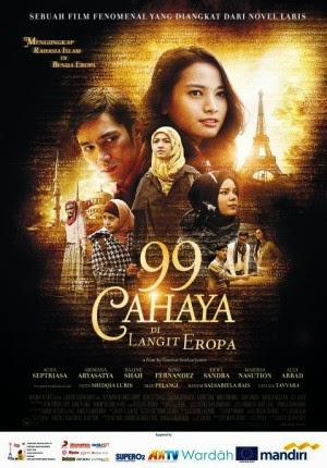 Read more on Sinopsis dan trailer film 99 cahaya di langit eropa .