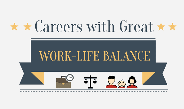 Careers with Great Work-Life Balance