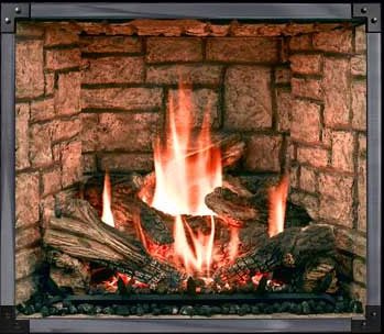 Panoramic Fireplace Liners for Gas Fireplaces ~ Mendota Fireplace ...