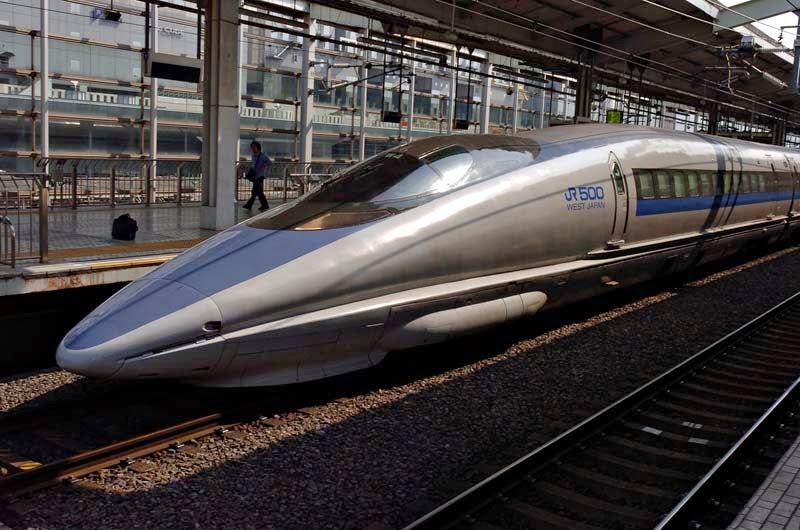 Kereta Super Cepat Shinkansen
