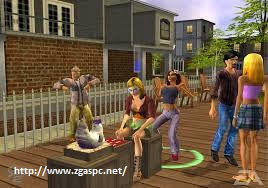 Download Games The Sims II ps2 for pcFull Version ZGAS-PC
