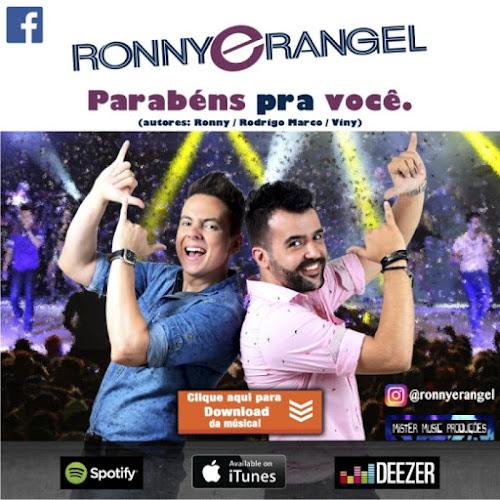 Ronny & Rangel - Parabéns Pra Você (2016)