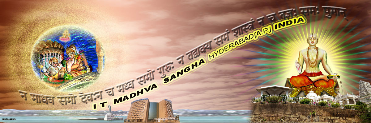 IT Madhva Sangha - Hyderabad