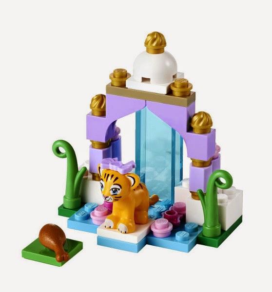 JUGUETES - LEGO Friends - 41042 El bello templo de la tigresa  Toys | Producto Oficial | Edad: 5-12 años