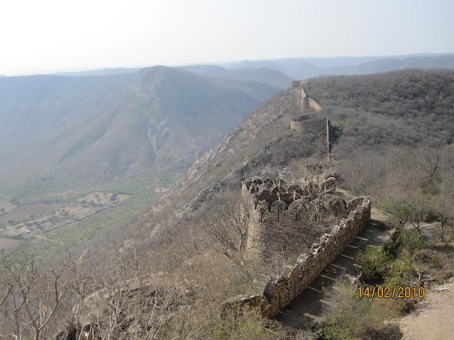 Bala Qila wall