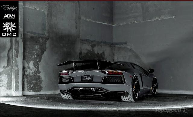 Hình nền siêu xe lamborghini màu đen