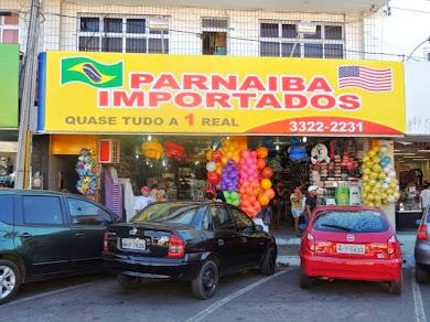 PARNAÍBA IMPORTADOS - A MAIS COMPLETA DA REGIÃO