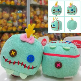 2015 Japan DS Scrump Mascot