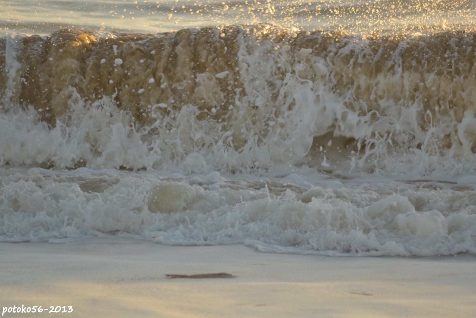 Fotografía Ola del Mar | fuerte oleaje
