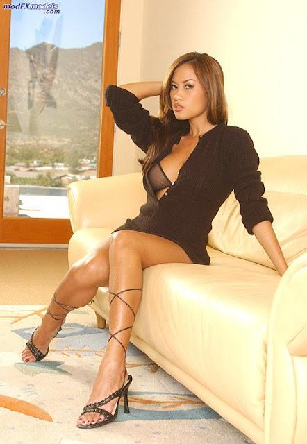 Model Kay Sivilay