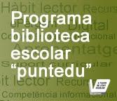 "Biblioteca Escolar ""puntedu"""