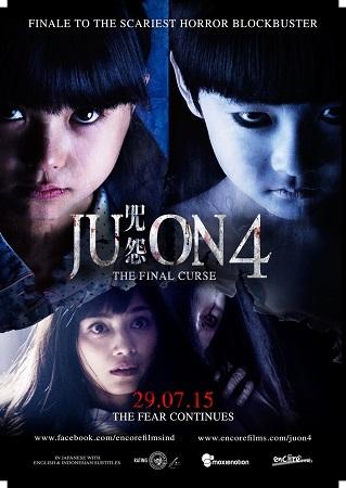 Jadwal Film JU-ON THE FINAL CURSE