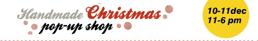Handmade Christmas Pop-up Shop