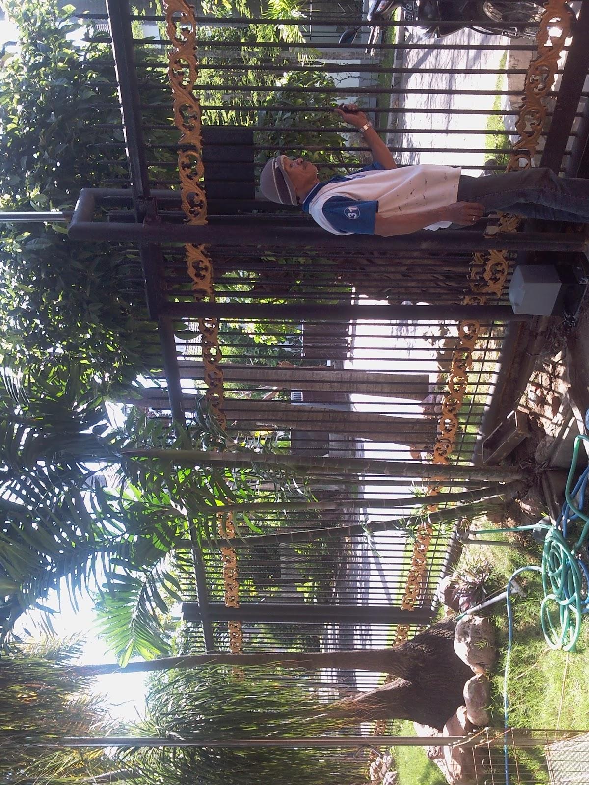 Bengkel Sliding Gate