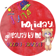 Holiday Giveaway BY Me!